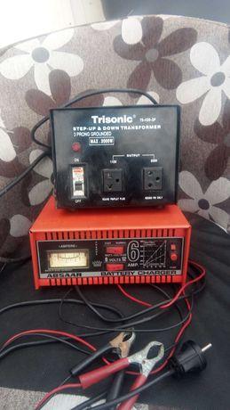 Transformator 110V redresor 12v 6v