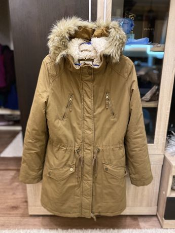Куртка парка, 46 р-р.