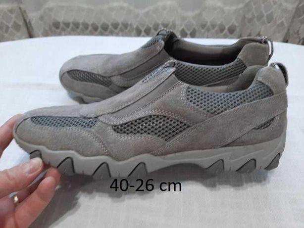 Pantofi Medicus de piele mar.40