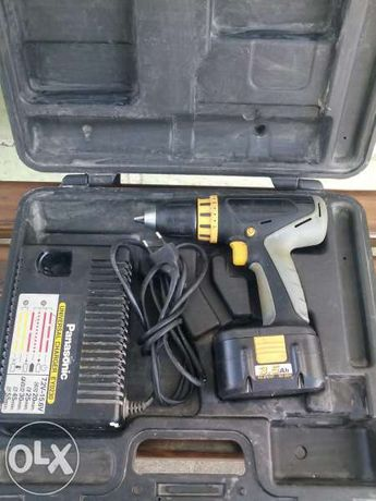 PANASONIK drill&driver EY6432 батерия 15.6в