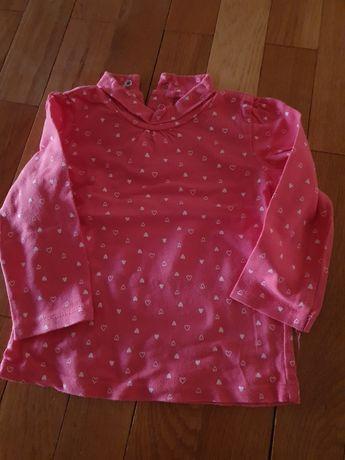 Bluze pe gat copii