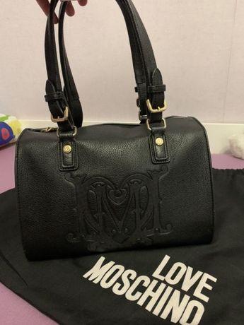 Оригинална чанта Moschino