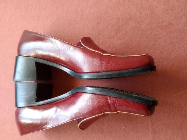 Pantofi comozi piele italia