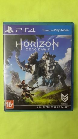 Продам игру Horizon Zero Dawn для PS4