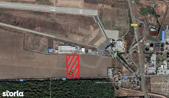 Vand teren 3.3 ha. langa Aeroport - ID : RH-10899-property
