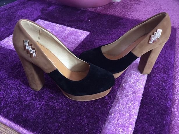Pantofi foarte eleganți nou