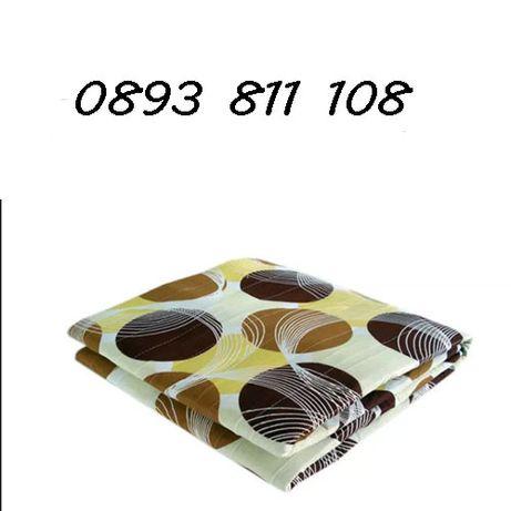 БЪЛГАРСКИ памучени 3 Размера Електрическо одеало одеяло и възглавница