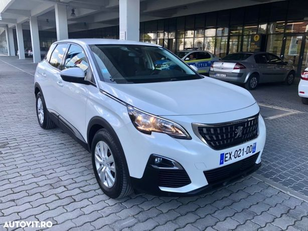 Peugeot 3008 Navi/clima/