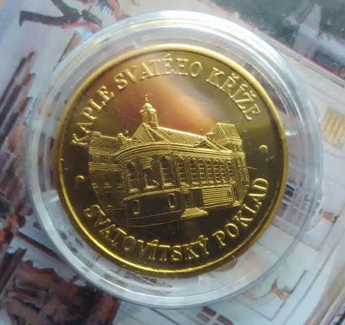 Възпоменателна монета от Прага, Чехия