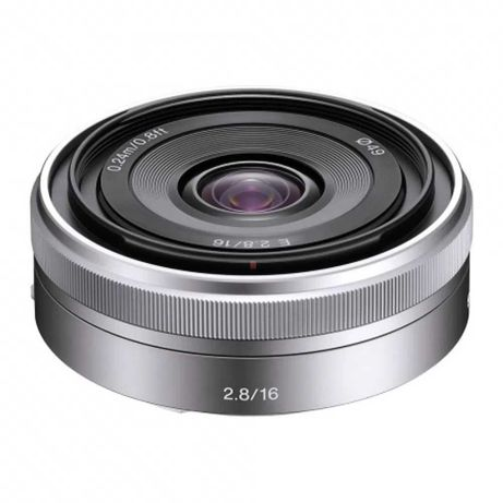 Obiectiv Sony 16mm F2.8 superangular NEX montura E