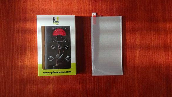 Нов защитен протектор за LG G4  и защитен заден панел за SONY Z2a .