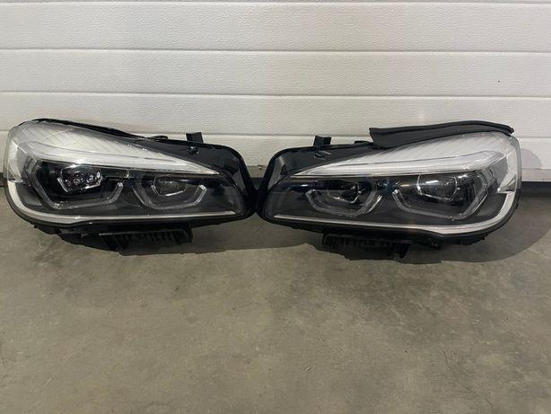 Set faruri LED Bmw F45 F46 LCI seria 2 complete Europa 2019