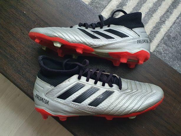 Ghete Fotbal Profesionale Adidas Predator Nr-43 1/3