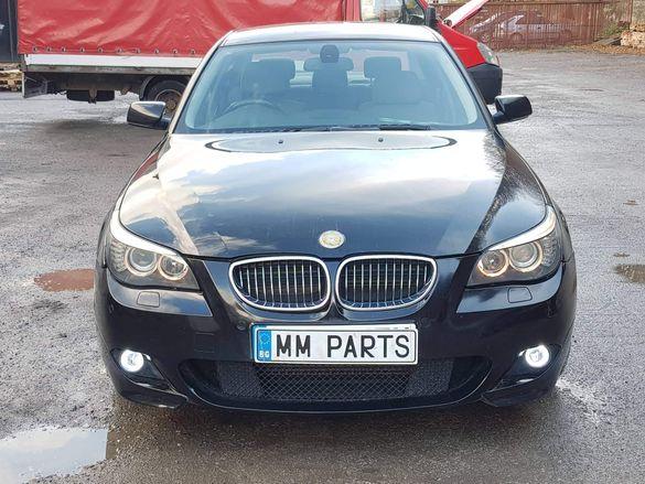 BMW E60 520d 177к.с. ръчка НА ЧАСТИ!