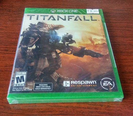 Xbox one titanfall nou original sigilat uk usa