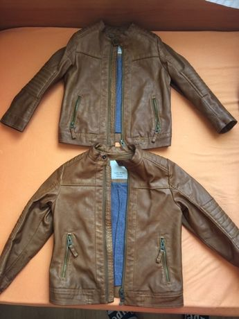 Biker кожени якета Zara