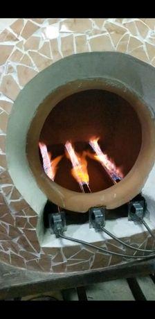 Газовое оборудование для тандыра