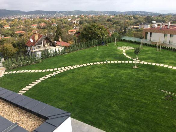 Озеленяване ,изграждане на поливни системи,поправка и подържане