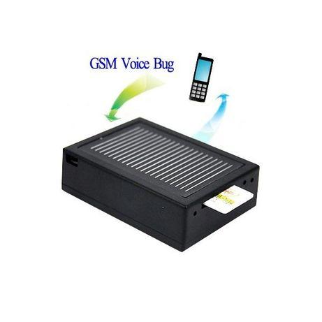 Microfon spion GSM M200 transmisie GSM