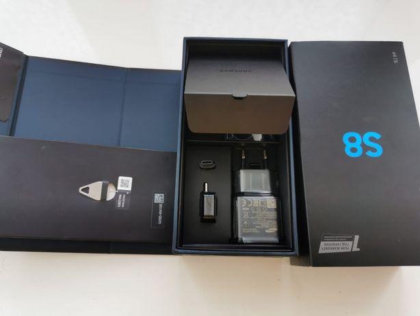 Samsung Galaxy S8 и часы в подарок