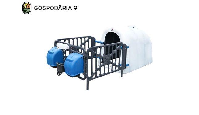 Separator/despartitor vitei cu accesorii