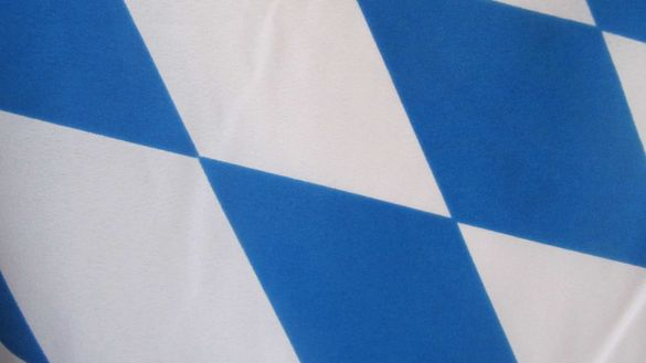 Флаг, знаме на Бавария