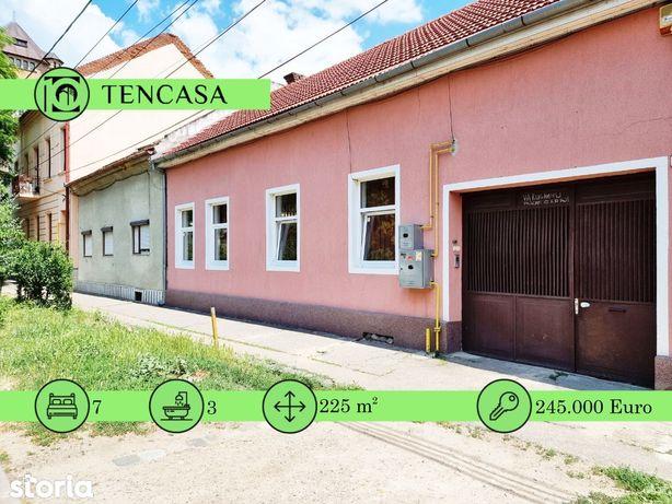 Casa cu teren 392 mp, termoteca, zona centrala - Ceaikovski