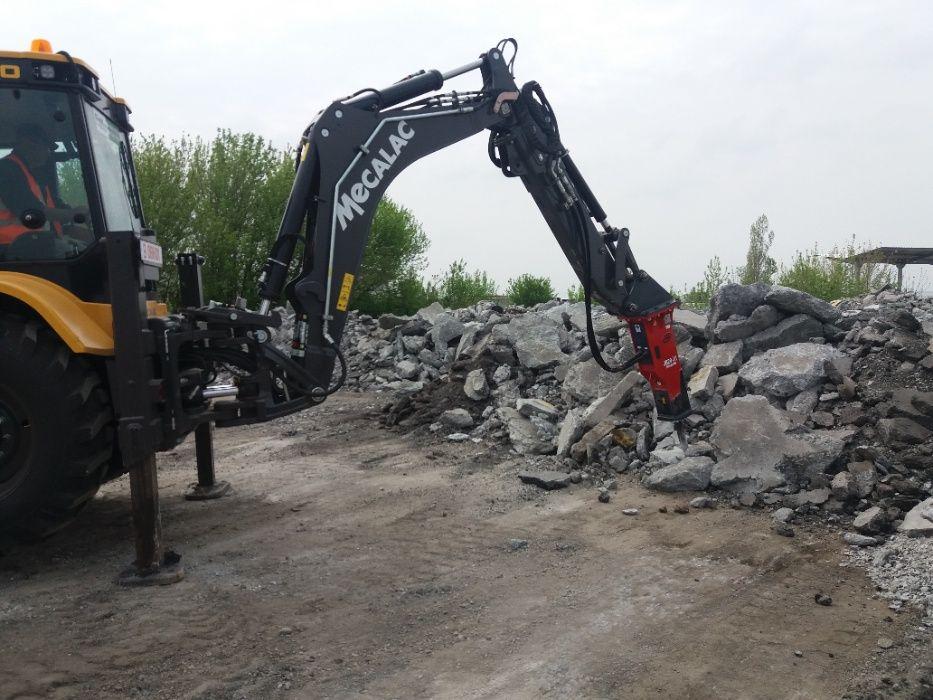 Picon JAB JB 20 buldoexcavator/excavator -385 Kg - REDUCERE 5%