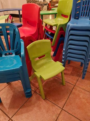 Детские столы и стулья неубиваемые