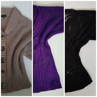 дамска жилетка NEXT, дамски пуловери 3 бр