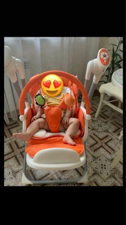Продам детскии стульчик трансформер