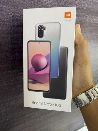 Redmi Note 10s 6/128gb новый распечатанный!