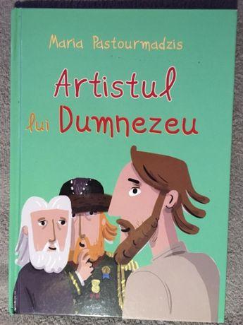 Carte - Artistul lui Dumnezeu - Maria Pastourmadzis