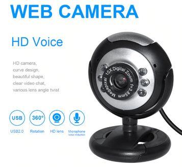 WEB камера со встроенным микрофоном и подсветкой, 2.0MP, BC-IT A3