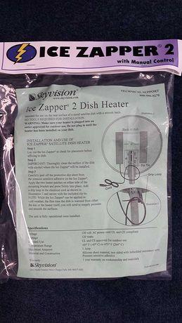 Оттаиватель спутниковых антен Ice Zapper 2 Satellite Dish Heater Kit