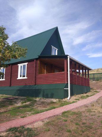 Дом на берегу Бухтарминского водохранилища