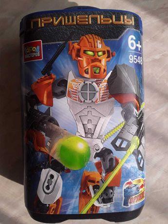 Бионикл/Лего/Lego/Роботы/Конструктор/Игрушка для детей/Подарок 2