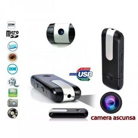 Stick USB Camera Ascunsa - Mini U8 cu Functii DVR - Livram
