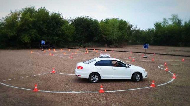 Автодром Алматы, вождение на частном авто, а также с инструктором!