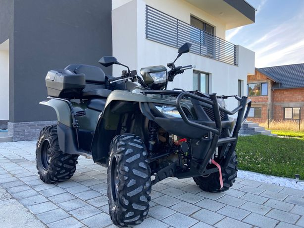 ATV Suzuki King Quad 700 4x4