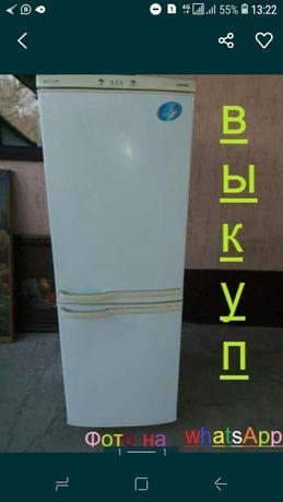 Продам холодильник в не рабочем состоянии на запчасти