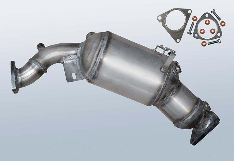 Filtru Particule DPF Audi A4 2.0 TDi E5 Odorheiu Secuiesc - imagine 1