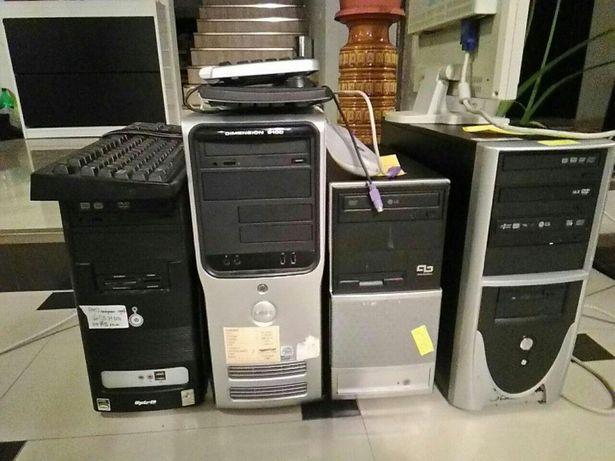 """Vind unitate calculator(desktop)cu tastatură si monitor 17""""-19"""""""