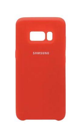 Husa Samsung S8Plus, Silicon Originala Rosu