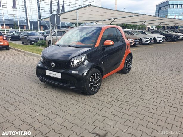 Smart Fortwo smart Fortwo smart Coupe 60 kW Electric Drive