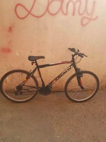 Vind bicicleta kreativ