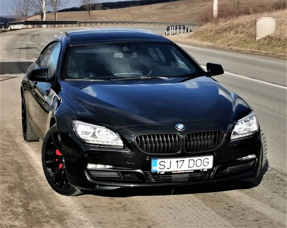 OCAZIE,Bmw640xdrive GranCoupe,Facelift,4butoane,Led,Panoramic,variante