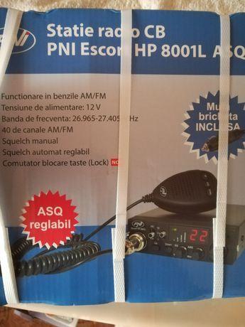 Stație radio auto CB PNI Escort HP8001L
