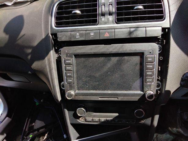 Navigatie completa VW Polo 6R 2010 2011 2012 2013 2014