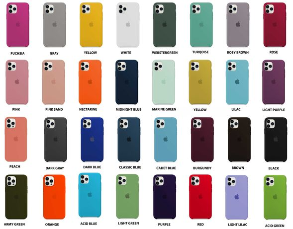 Husa Silicon Apple iPhone 7 8 Plus X XS XR 11/Pro/Max 12/Mini/Pro/Max